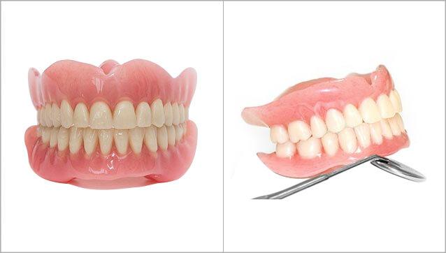 Complete Dentures Image1
